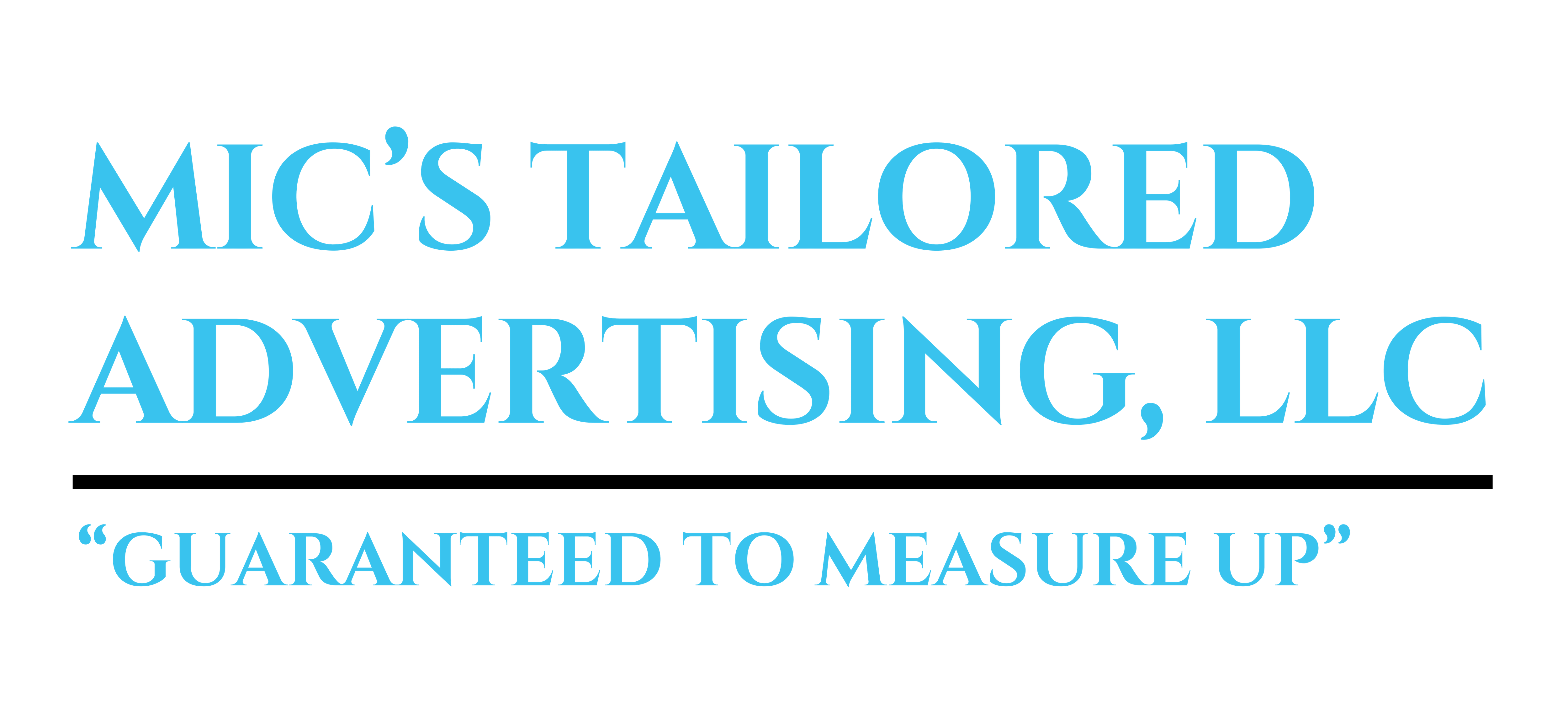 Mic's Tailored Advertising